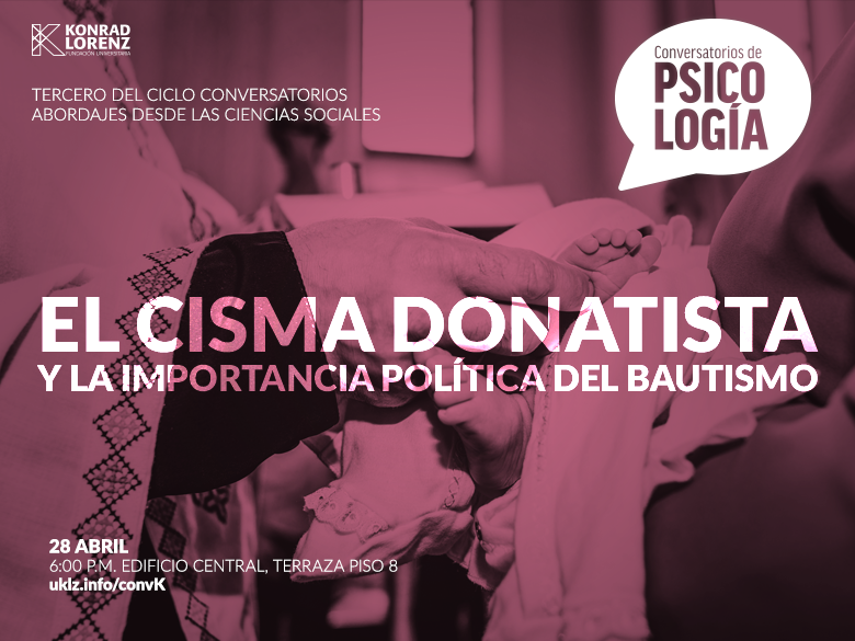 El cisma Donatista y la importancia política del bautismo