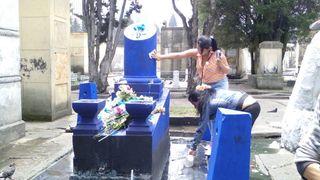 Cementerio Central, la ciudad de los muertos