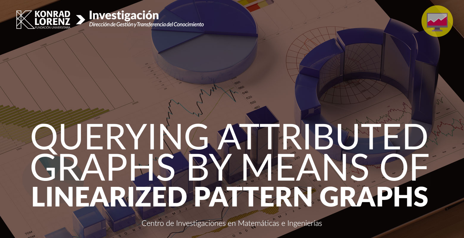 Querying attributed graphs by means of linearized pattern graphs