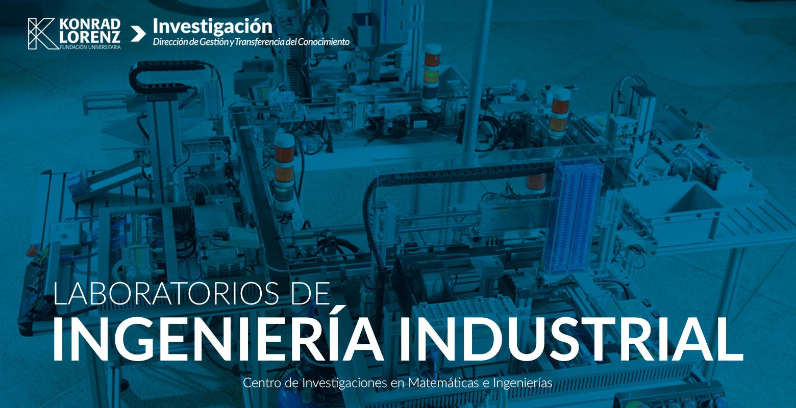 Laboratorios de Ingeniería Industrial