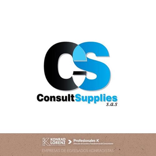 Consult Supplies. Dotaciones médicas y hospitalarias.