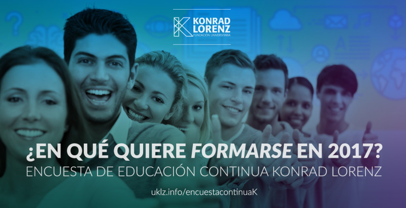 Encuesta de Educación Continua Konrad Lorenz