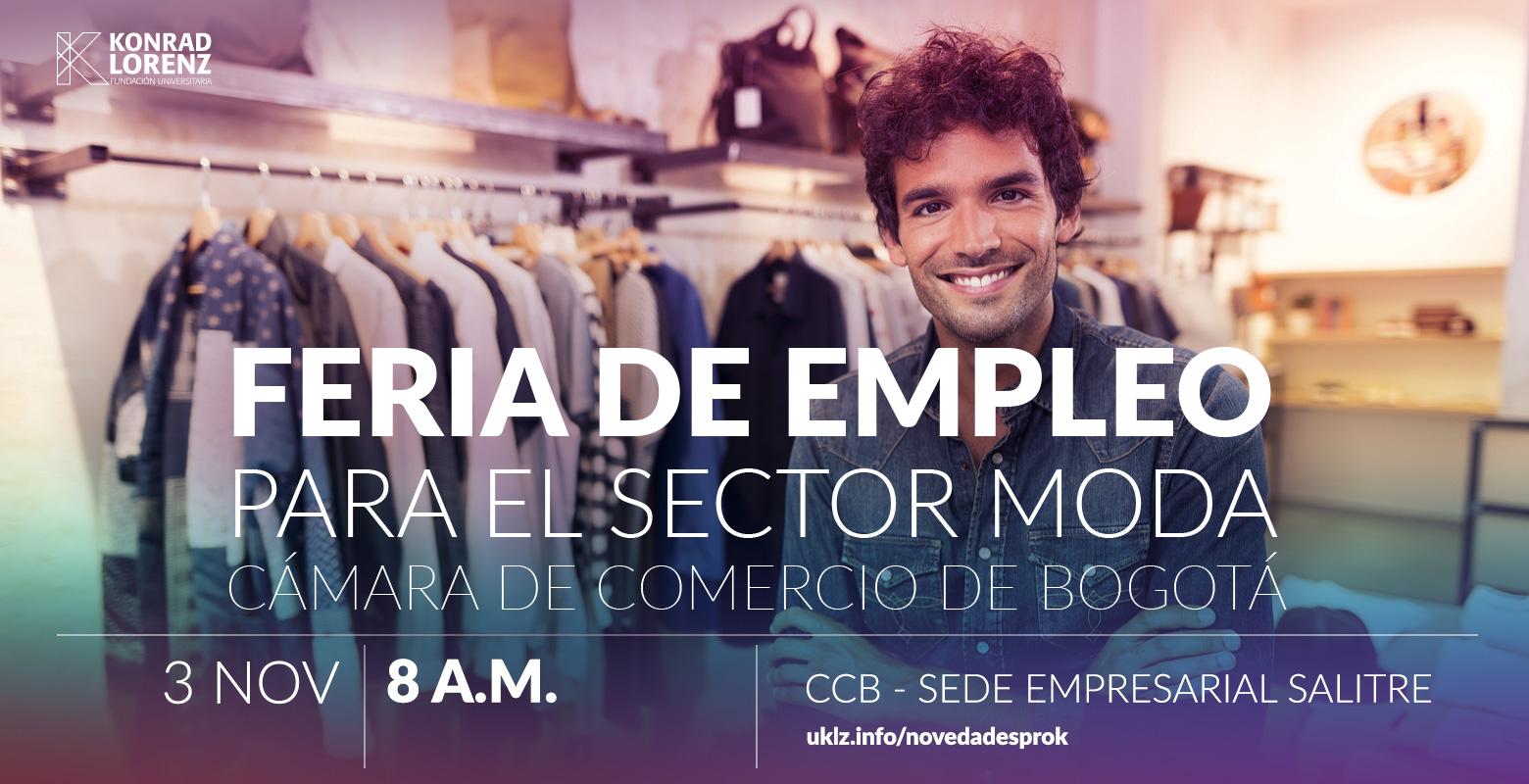 Feria de Empleo para el sector Moda