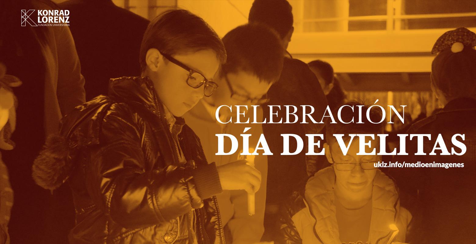 Celebración Día de Velitas