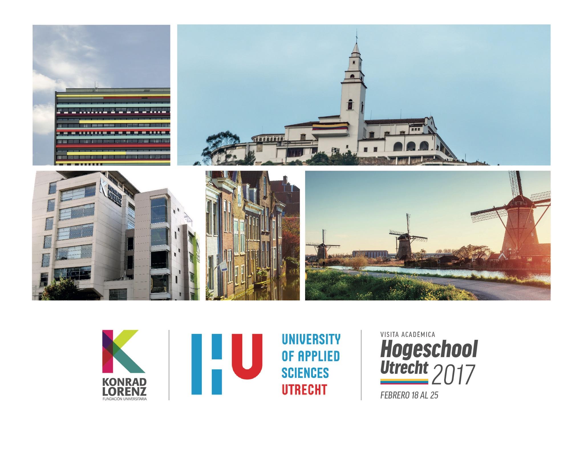Visita académica Hogeschool Utrecht 2017