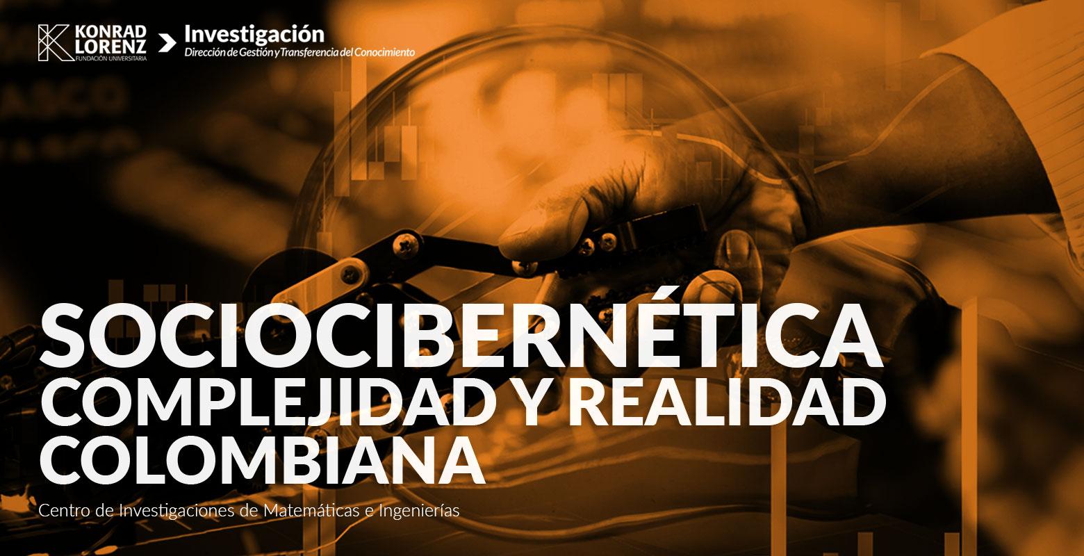 Sociocibernética, Complejidad y Realidad Colombiana