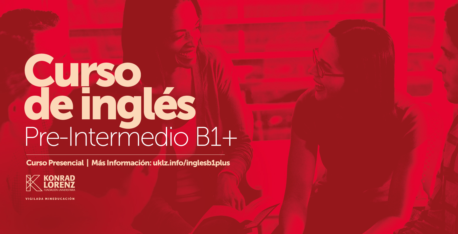 Curso Inglés Pre-Intermedio B1+