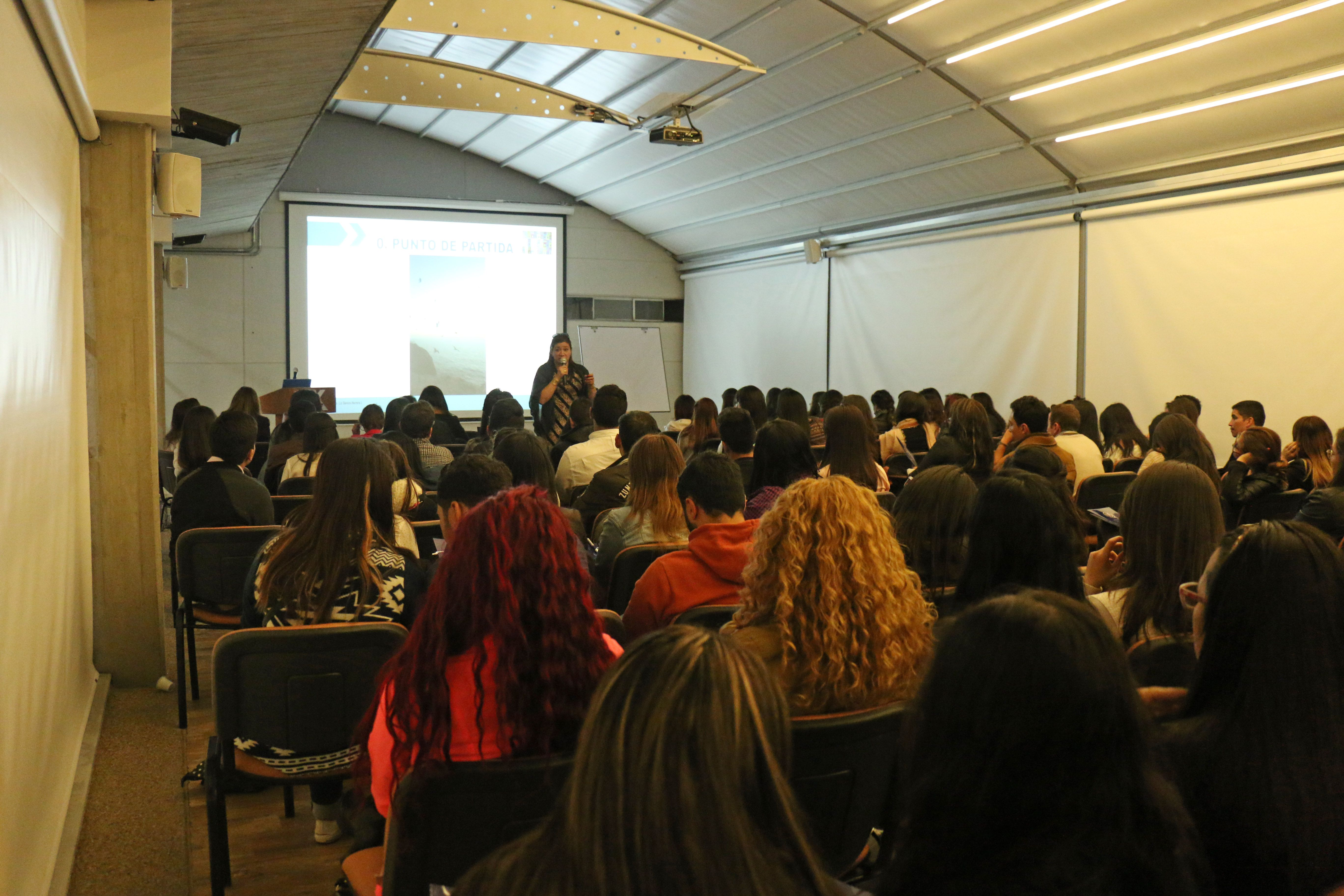 Bienvenida de COLPSIC 2017-1 a nuevos profesionales de Psicología