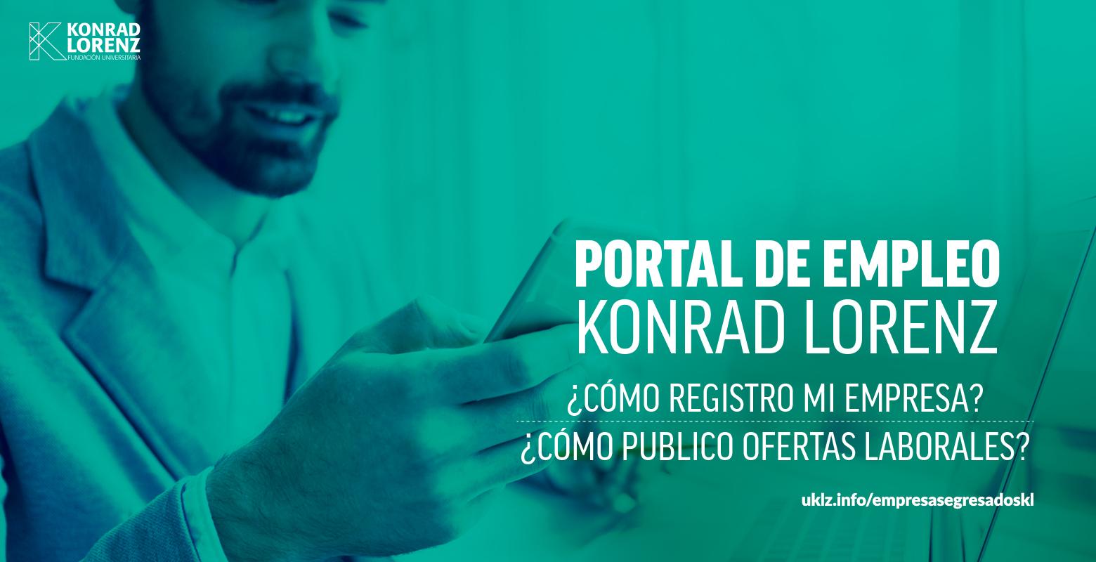 ¿Cómo registro mi empresa en el Portal de Empleos y cómo publico ofertas laborales?