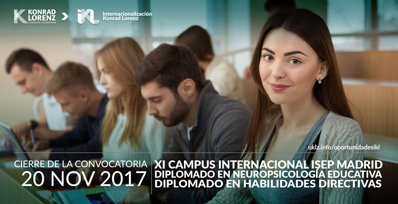 Convocatoria Del XI Campus Internacional ISEP Madrid
