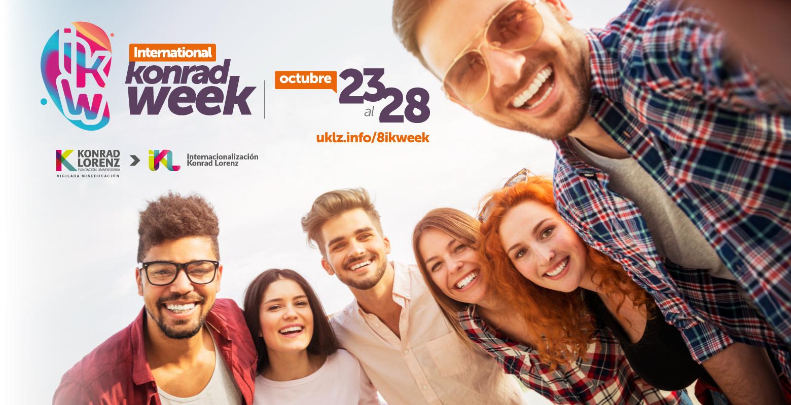 VIII International Konrad Week