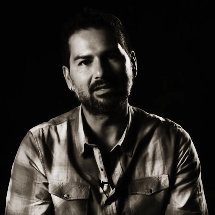 Juan Alberto Aragón en la voz de su hijo