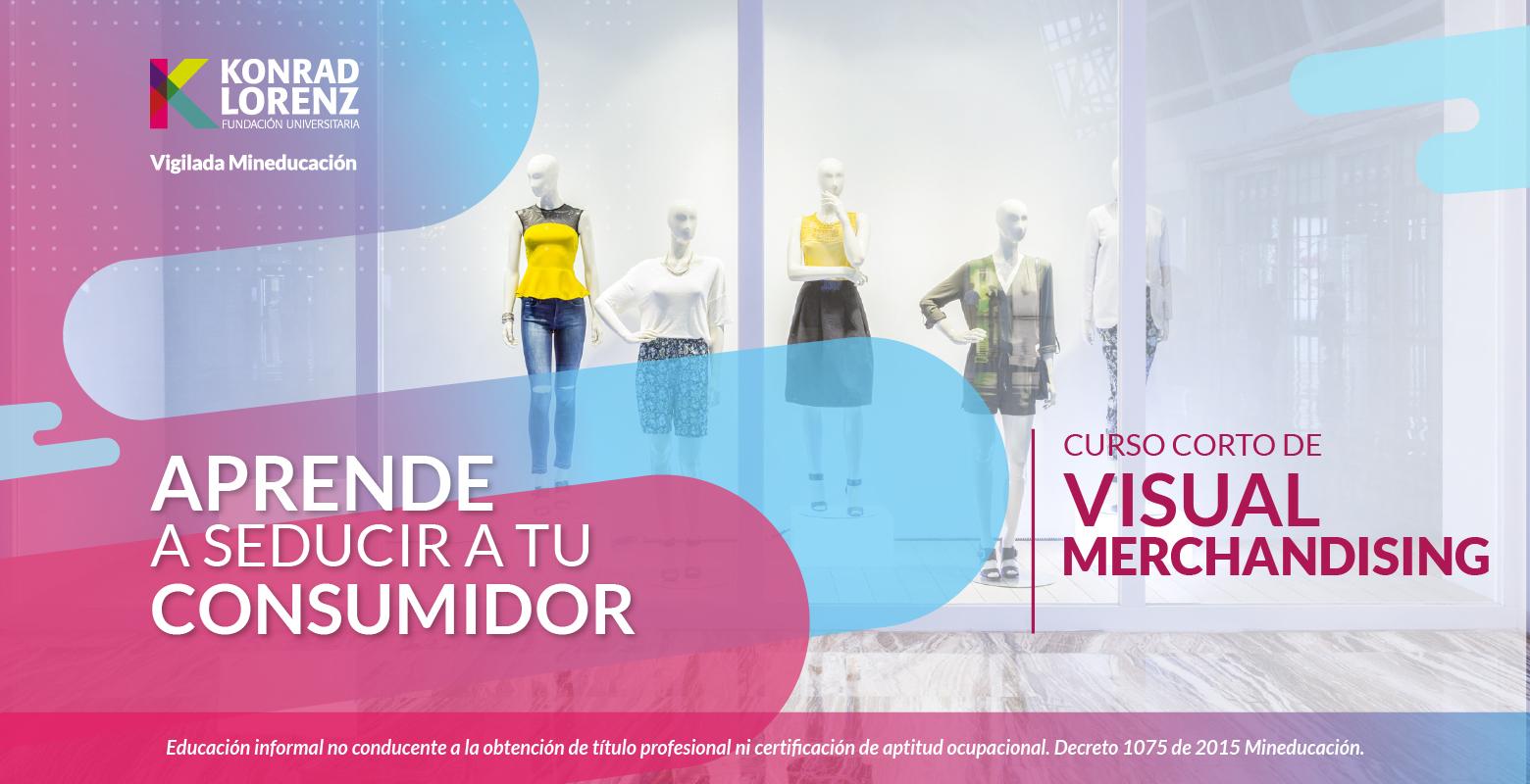 Curso Corto de Visual Merchandising
