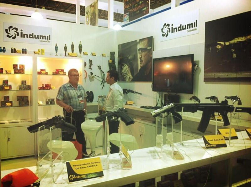 Colombia LAAD EXPO 2013 brasil