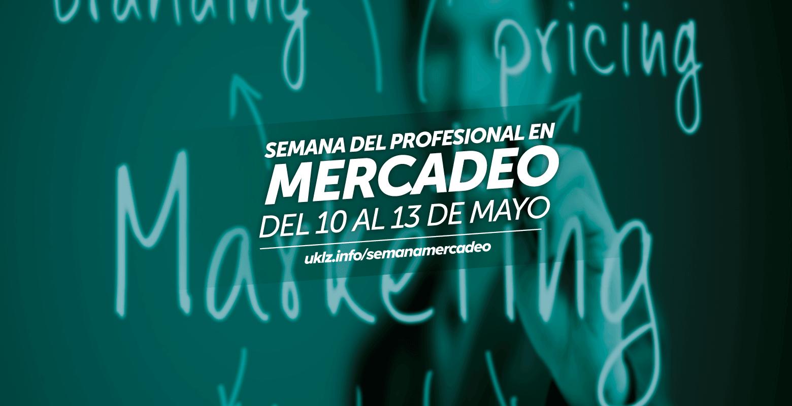 Semana del Profesional en Mercadeo 2016