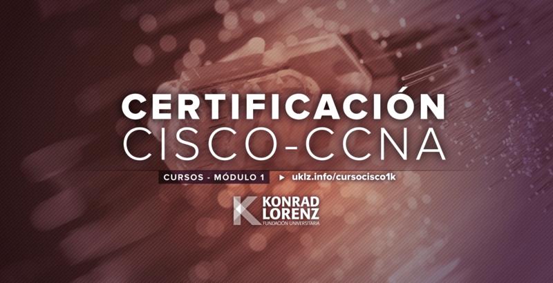 Curso para la Certificación Cisco CCNA - Módulo 1