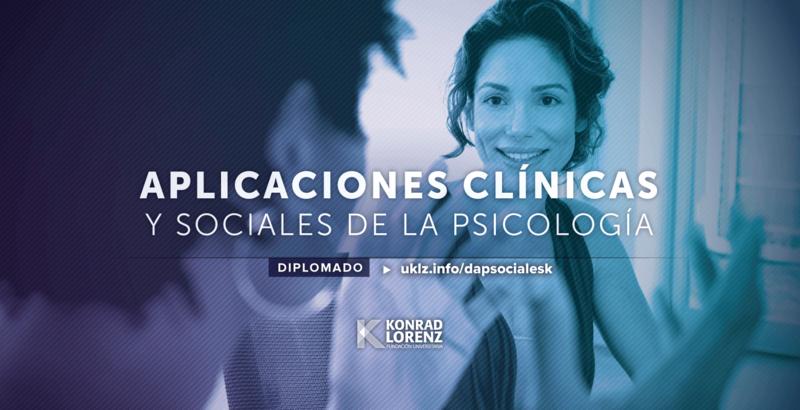 Diplomado Aplicaciones Clínicas y Sociales de la Psicología