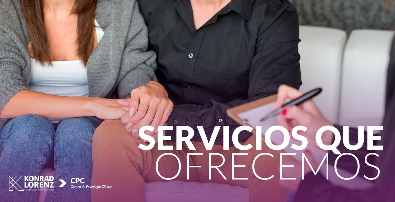 Servicios del CPC