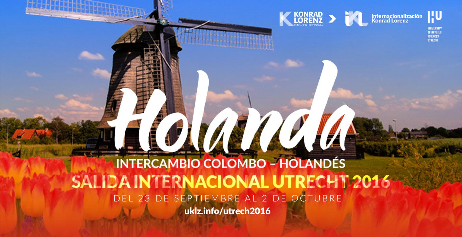 Salida Internacional Utrecht 2016. Países Bajos