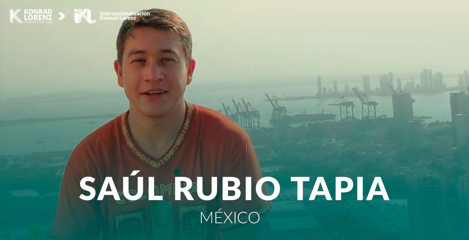 Saúl Rubio Tapia