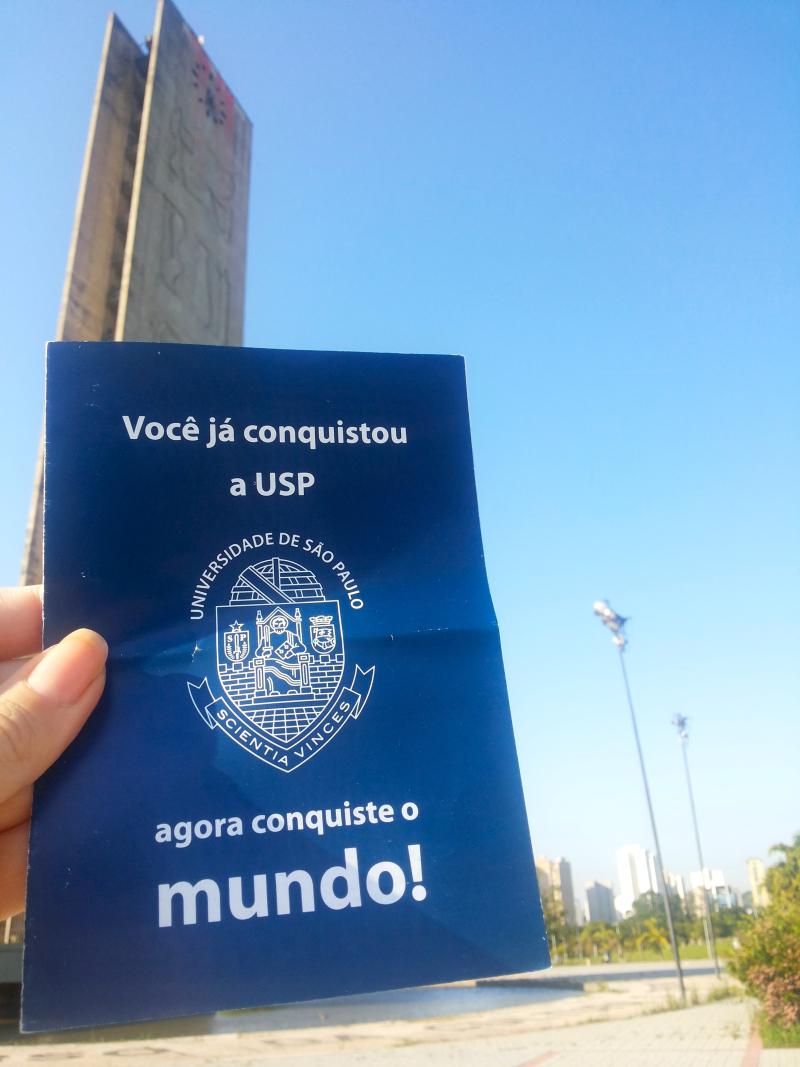 USP Mundo Brasil