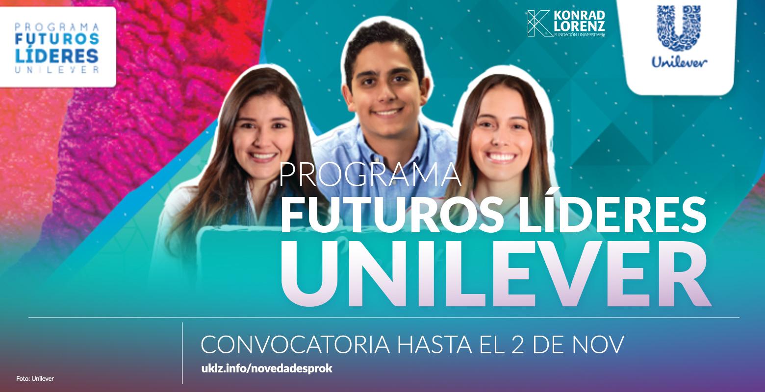 Programa de Futuros Líderes-Trainees 2017 Unilever 2017
