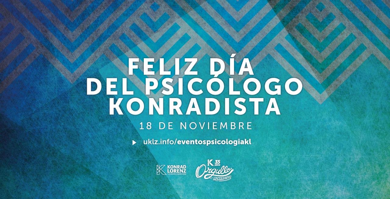 Celebración Día del Psicólogo Konradista