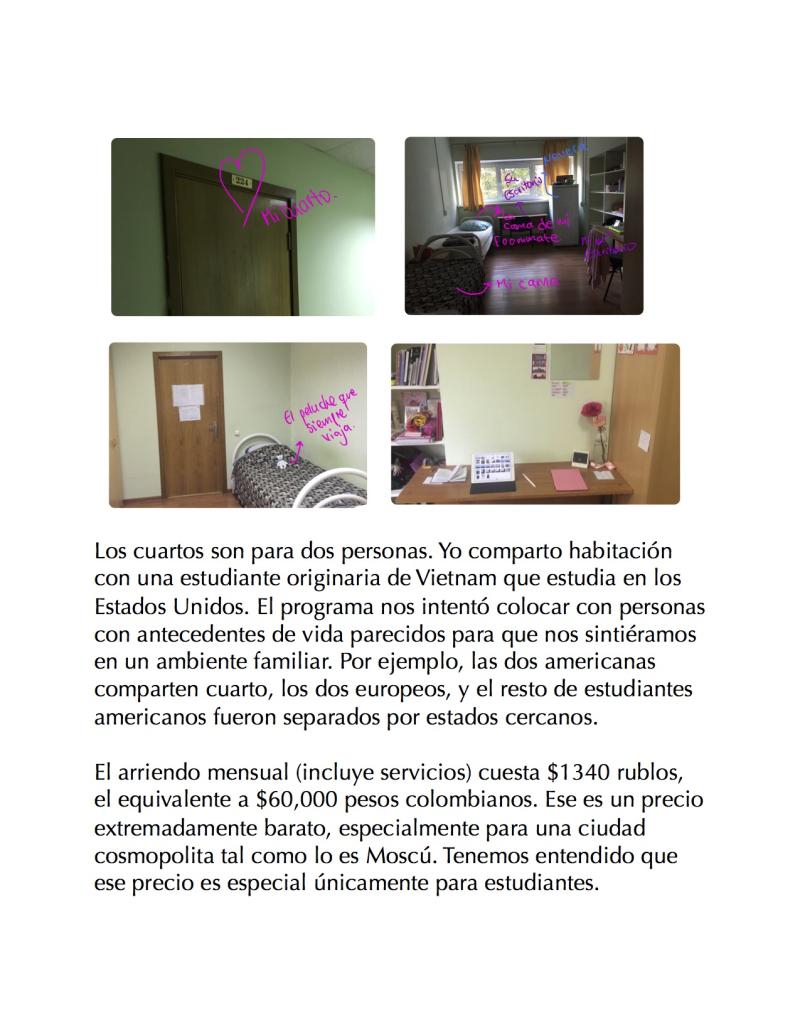 Dormitorios HSE 2
