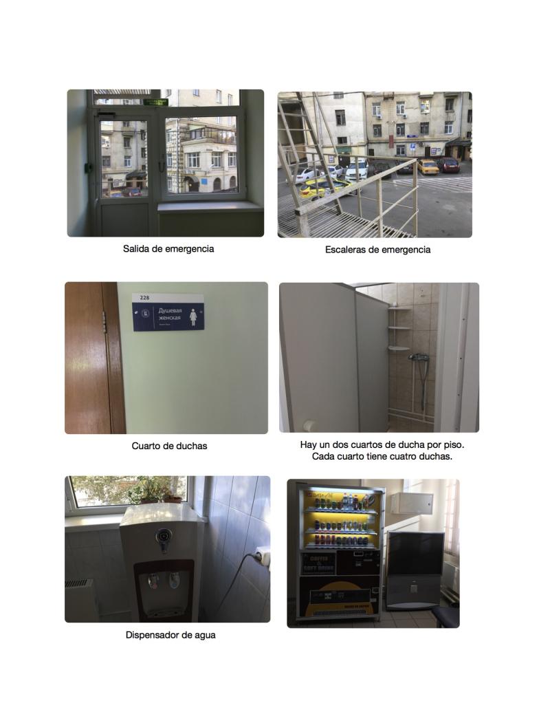 Dormitorios HSE 4