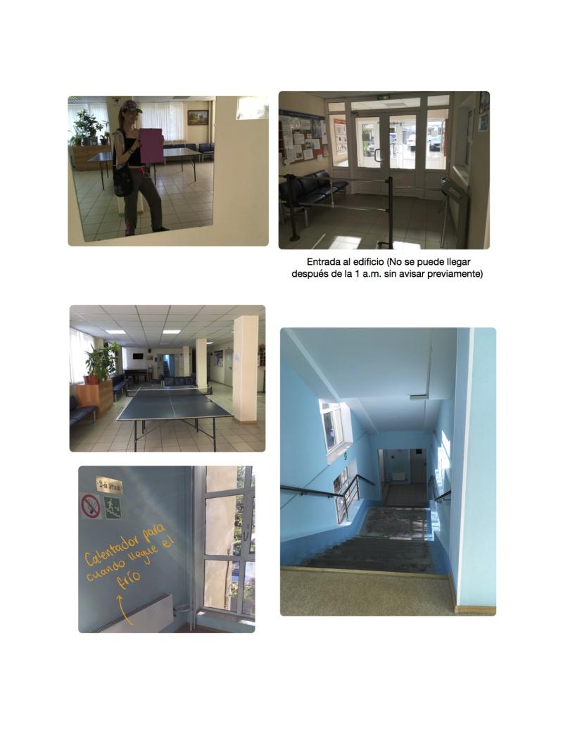 Dormitorios HSE 5