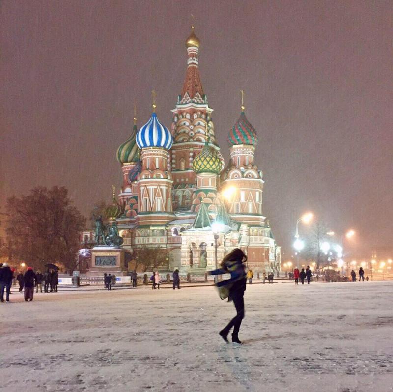 Noches de Moscú - Viviana Márquez