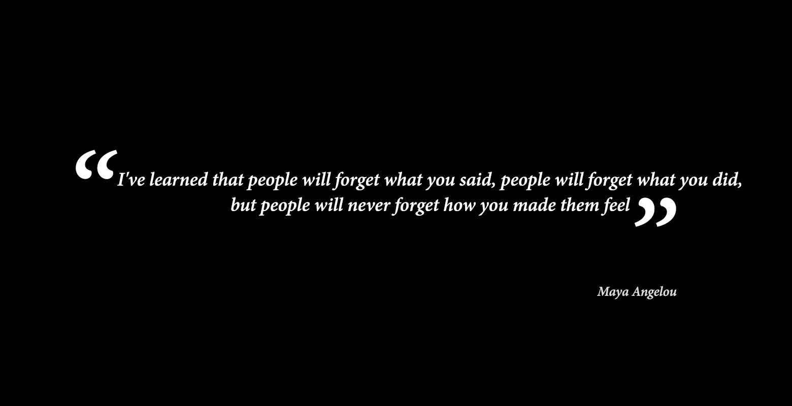 Maya Angleou Quotes