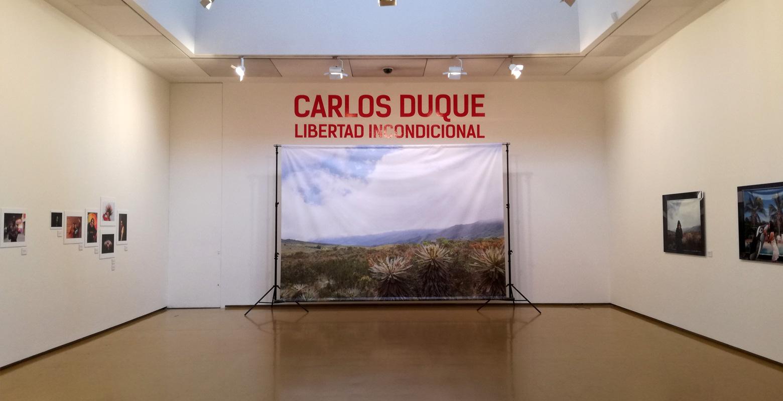 Exposición fotográfica Libertad incondicional