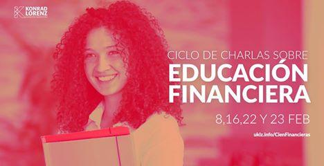 CHARLAS EDUCACIÓN FINANCIERA FEB 2017
