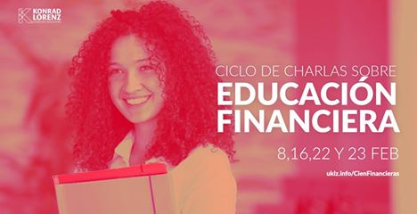 Cierre del ciclo de charlas sobre educación financiera en la Konrad Lorenz