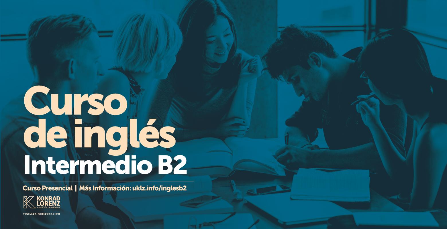 Curso Inglés Intermedio B2