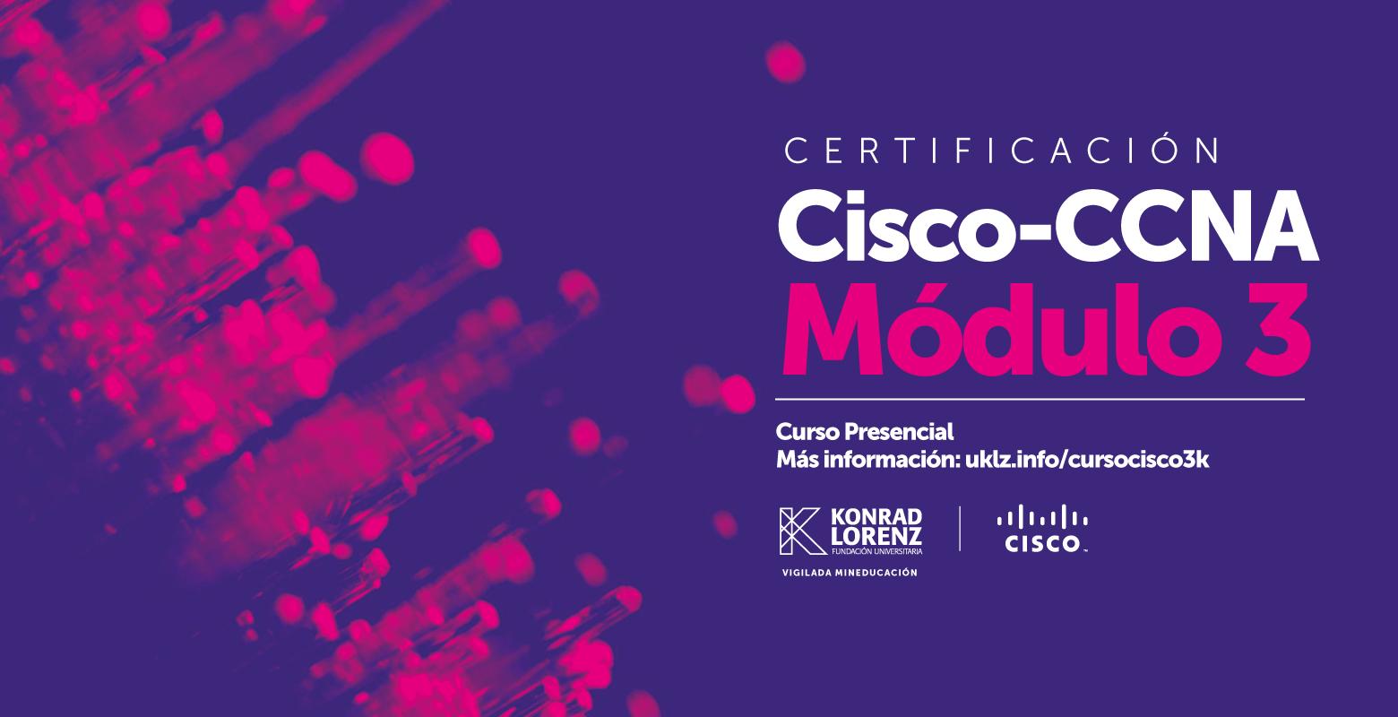 Curso para la Certificación Cisco CCNA - Módulo 3