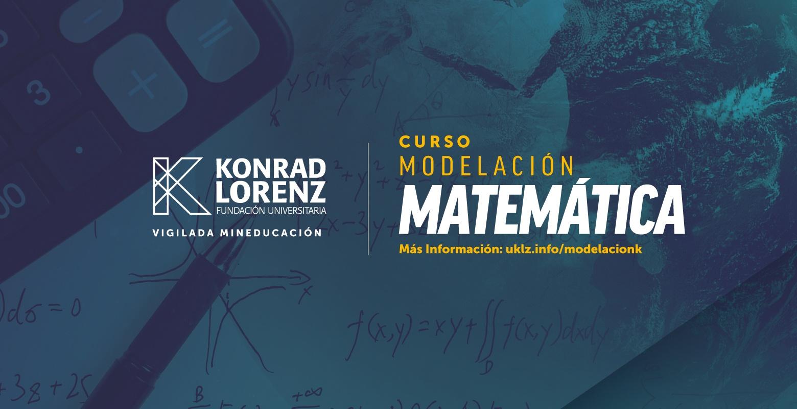 Curso de Modelación Matemática