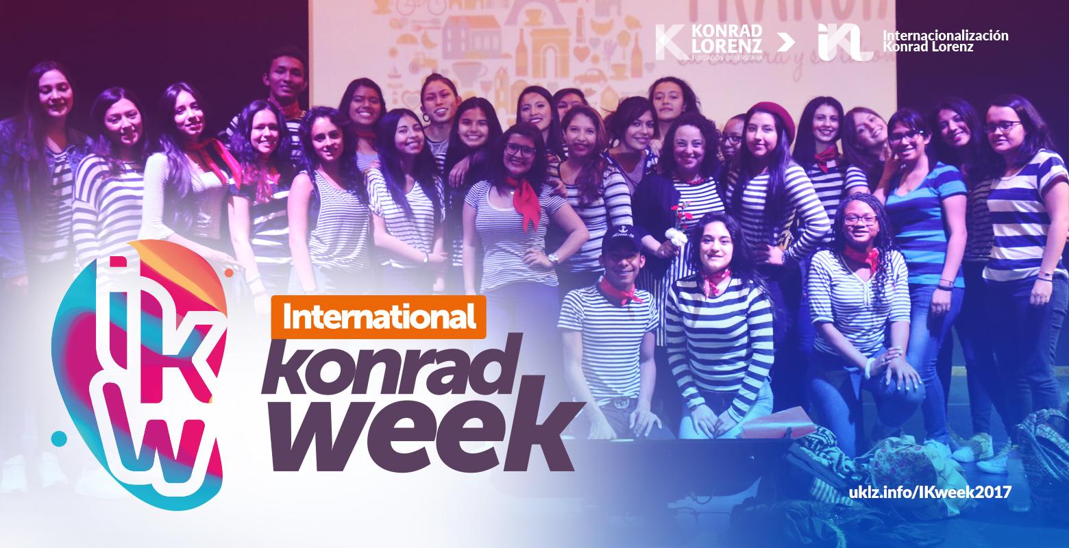 7th International Konrad Week