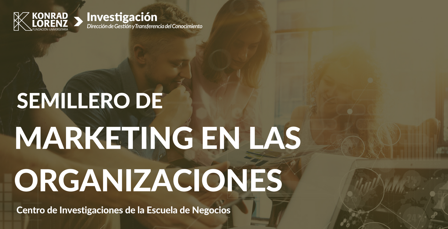 Semillero de marketing en las organizaciones