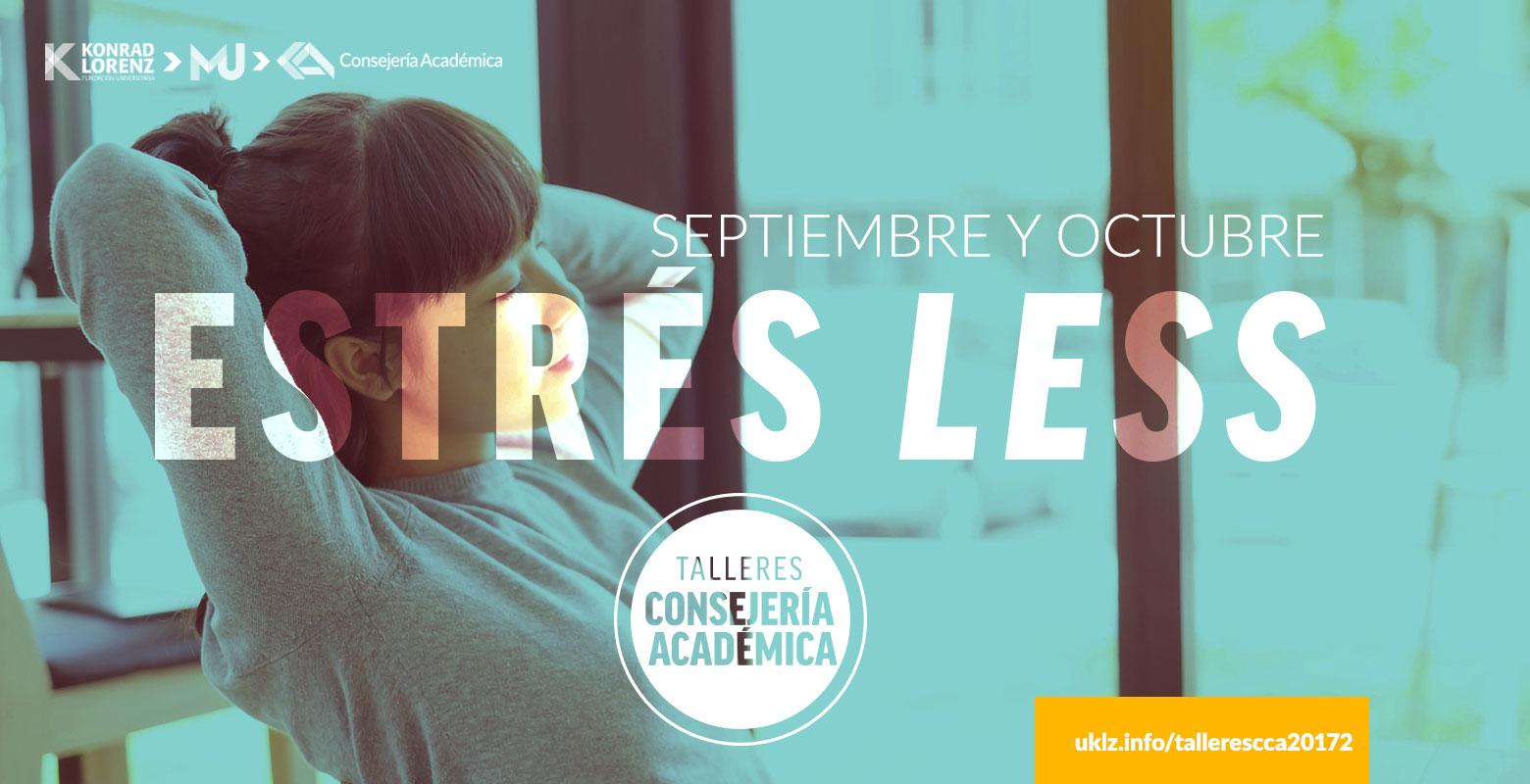 Talleres Consejería Académica 2017-2