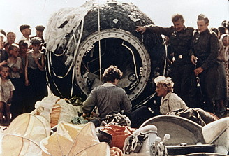 Vostok-6_recovery