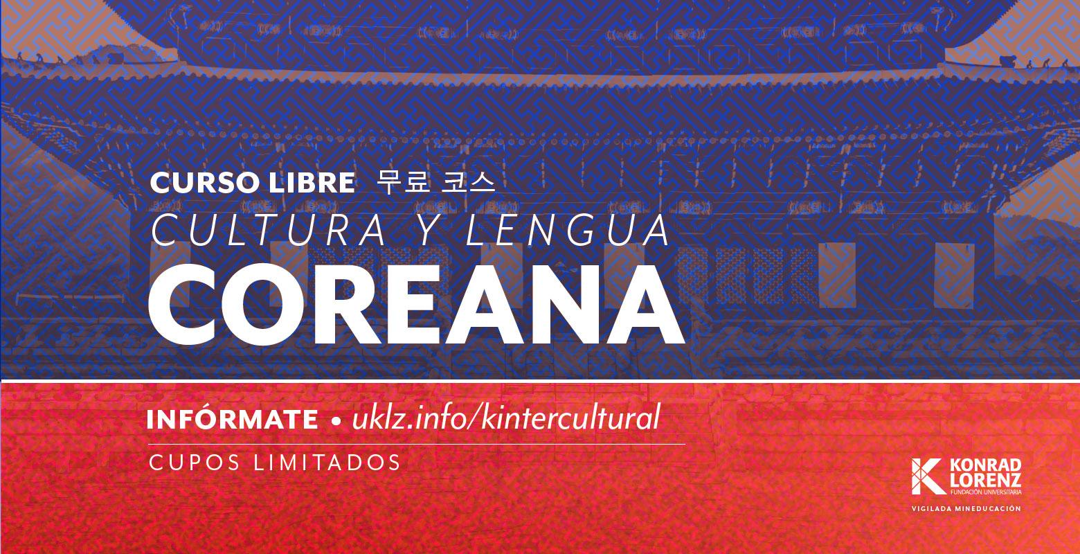 Curso de Cultura y Lengua Coreana