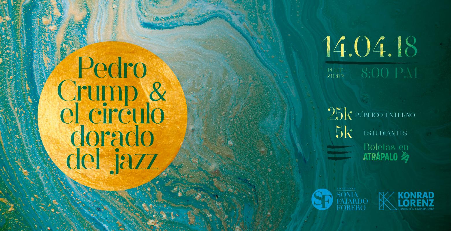 Pedro Crump & el Círculo Dorado de Jazz