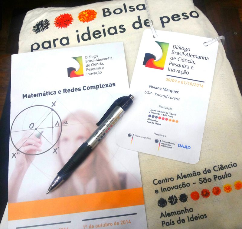 3º Diálogo Brasil-Alemanha de Ciência, Pesquisa e Inovação - Viviana Márquez (USP - Konrad Lorenz)