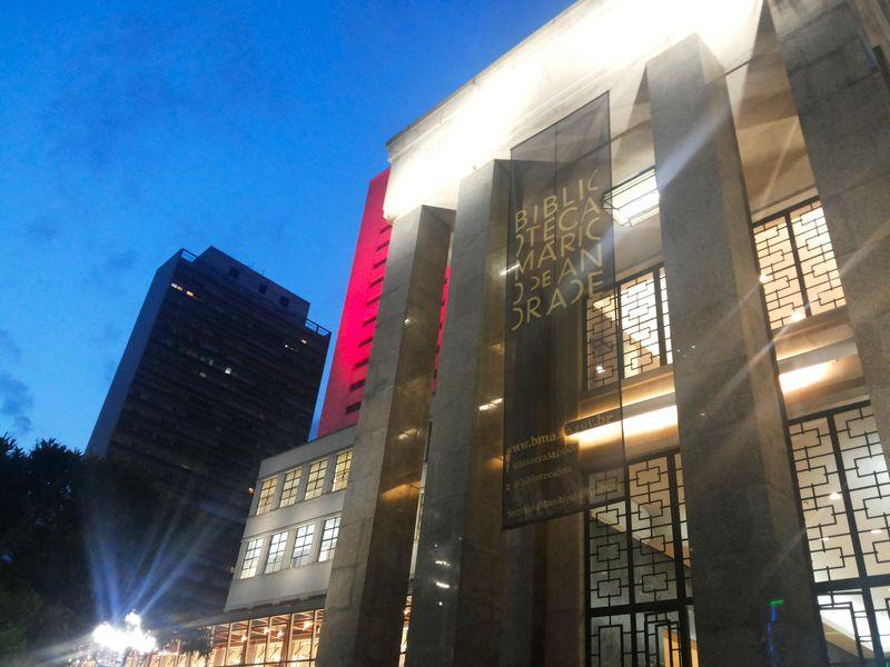 Biblioteca Mário de Andrade - La biblioteca más grande en São Paulo