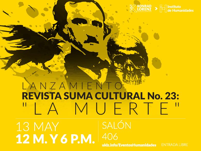 Lanzamiento Revista Suma Cultural No. 23: