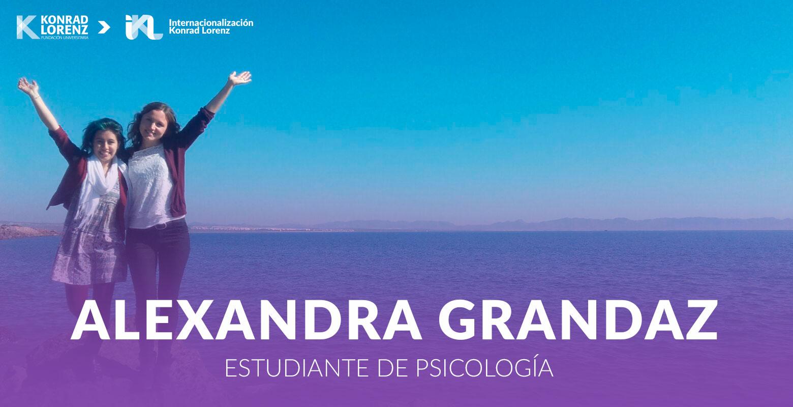 Alexandra Grandaz
