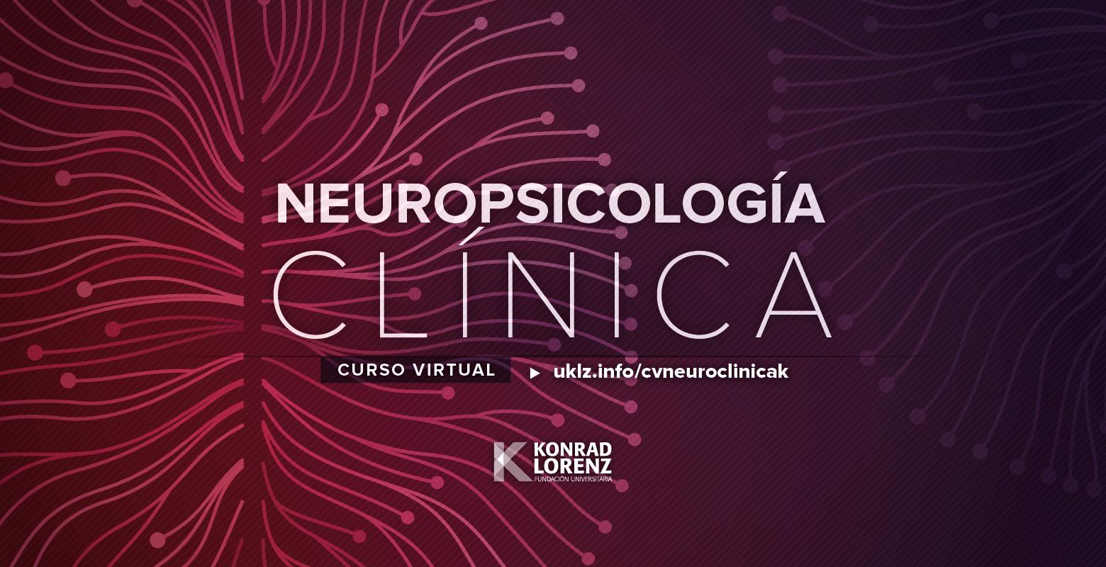 Curso Virtual Neuropsicología Clínica