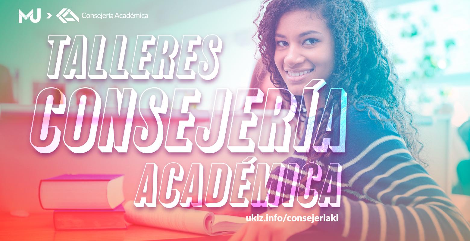 Talleres Consejería Académica